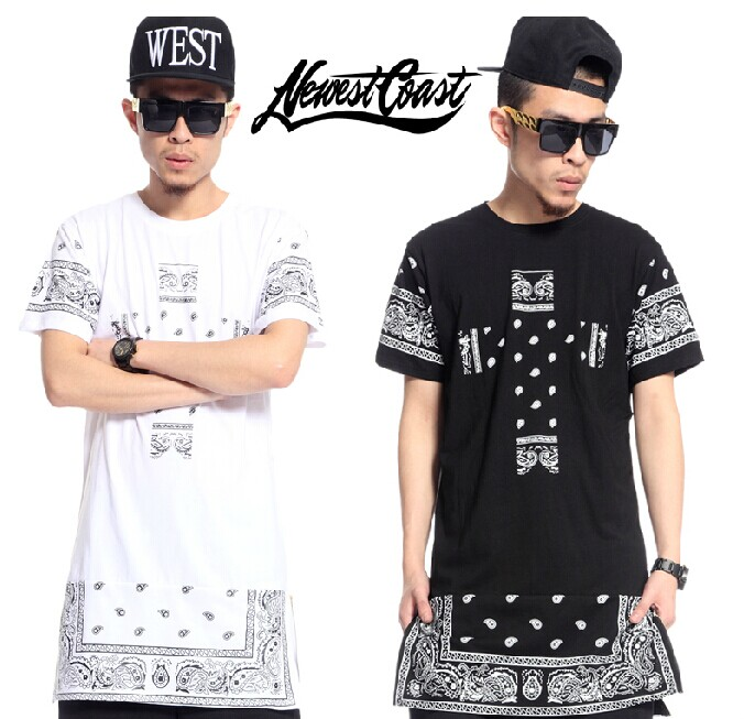 2015 bandana print cross cease desist women men graphic tee tyga 2015 bandana print cross cease desist women men graphic tee tyga paisley side zip t shirt in t shirts from mens clothing accessories on aliexpress thecheapjerseys Image collections