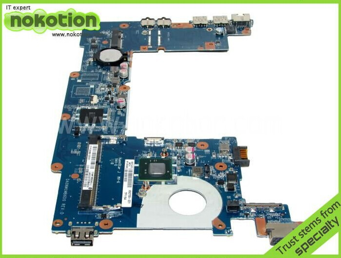 NOKOTION 650739-001 For Hp Mini 110 motherboard Intel N570 CPU Onboard DDR3 DA0NM1MB6D0 GMA HD3150 ...