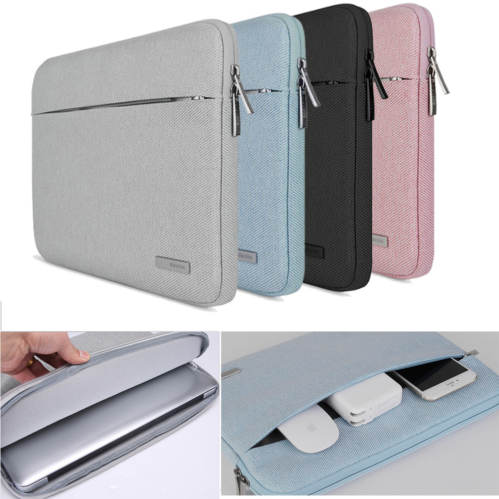 Notebook Bag Fashion protective case for macbook Air Pro Retina 11 13 15 Ultrabook Laptop Sleeve/bags 2017 newest hot sleeve case bag for macbook laptop air 11 12 13 pro retina 13 3 protecter wholesales drop free shipping
