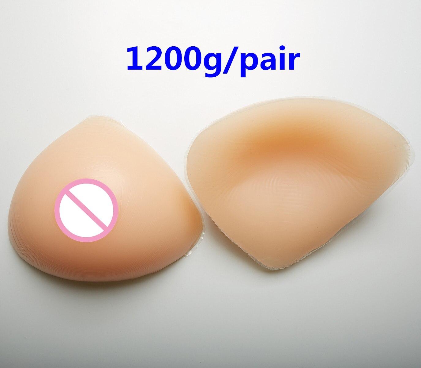 1200 g/paire seins artificiels Silicone faux seins mammaires mastectomie forme mammaire faux seins pour Crossdresser1200 g/paire seins artificiels Silicone faux seins mammaires mastectomie forme mammaire faux seins pour Crossdresser