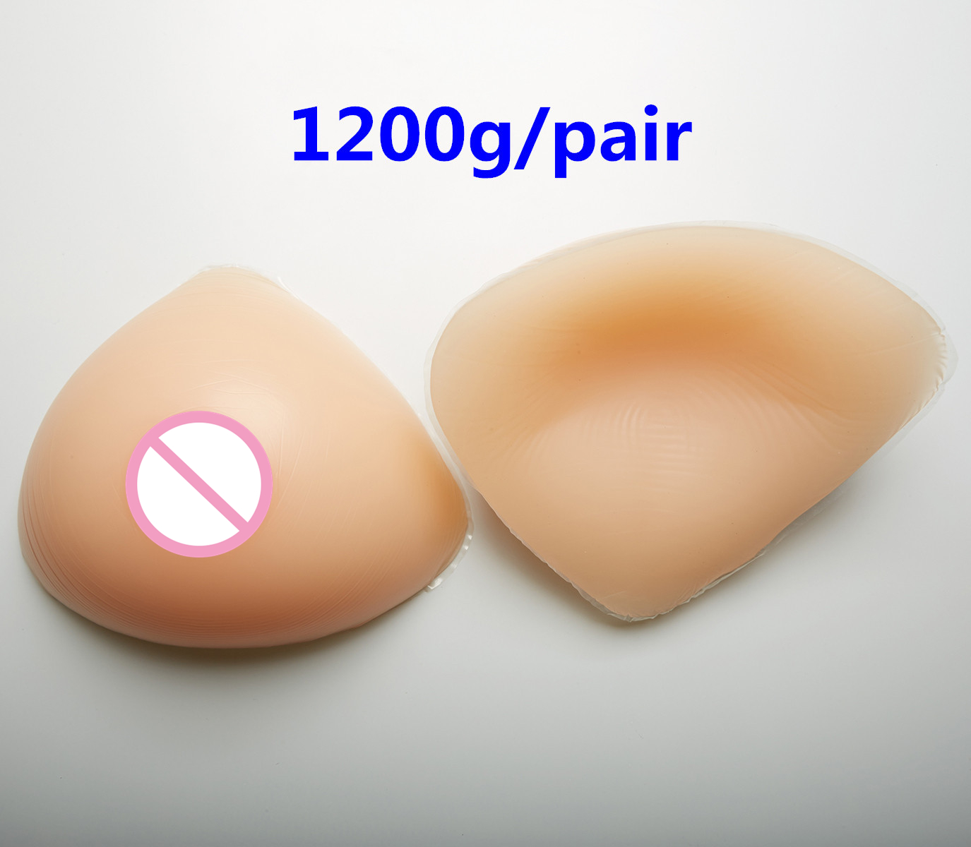 1200g/pair Artificial Breast Silicone Fake Breast Boobs Mastectomy Breast Form Fake Boobs For Crossdresser1200g/pair Artificial Breast Silicone Fake Breast Boobs Mastectomy Breast Form Fake Boobs For Crossdresser