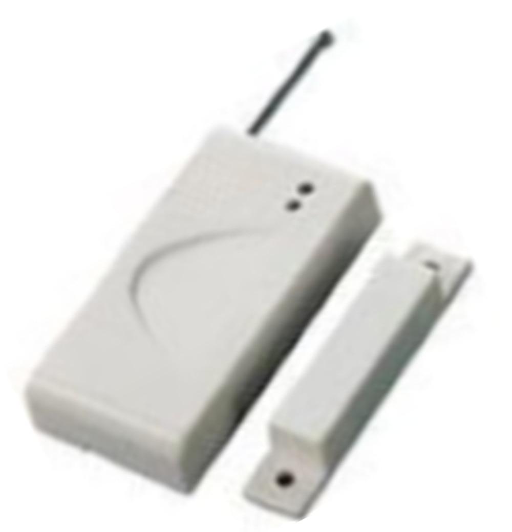 Wireless Door magnetic Contact For GSM Alarm System Door Alarm Sensor forecum 433mhz wireless magnetic door window sensor alarm detector for rolling door and roller shutter home burglar alarm system