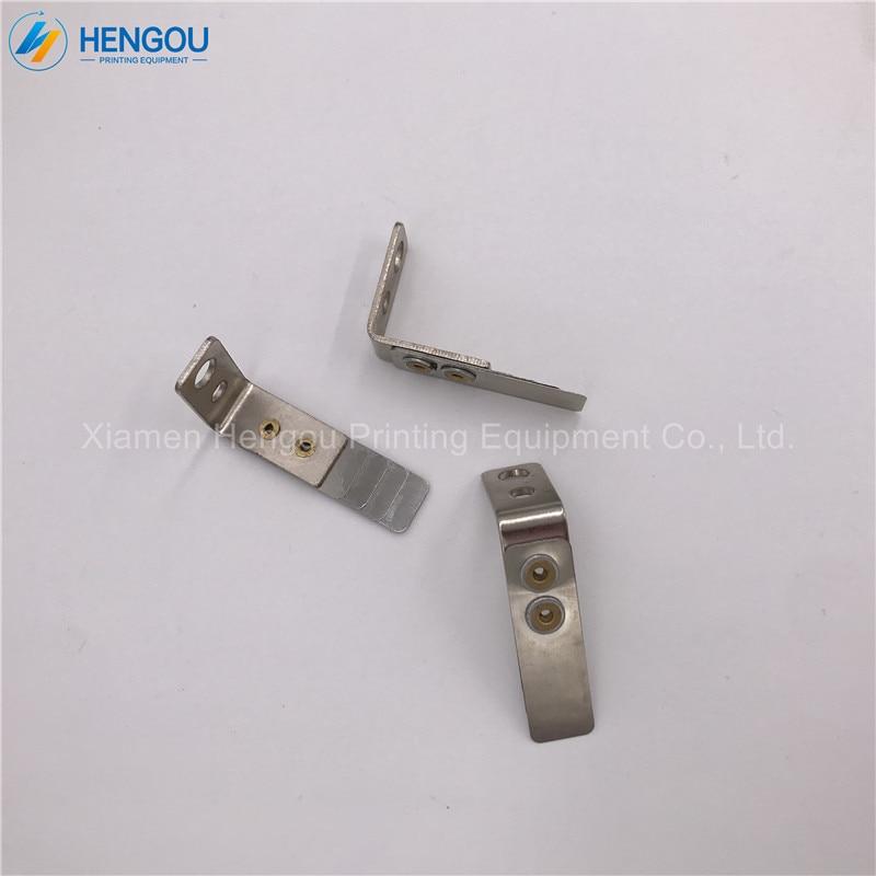 20 Pieces Good Quality Stainless Steel KBA Machine Sheet Separator Separator for KBA rapida printing machine