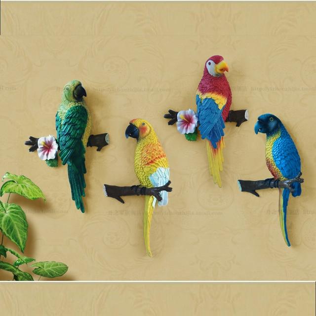 Famous 3d Bird Wall Decor Embellishment - All About Wallart ...