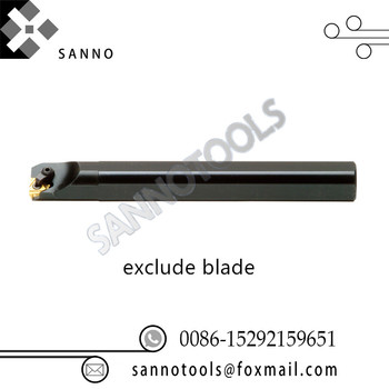 High hardness Inner thread turning tool holder SNL0050U22 / SNR0050U22 cnc lathe machine finishing metal  turning tools