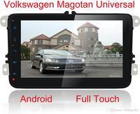 8 android автомобильный DVD gps/Car аудио стерео радио для VW GOLF6/новый polo/новый Bora/JETTA/MK4 B6/PASSAT/Tiguan/SKODA OCTAVIA/Fabia