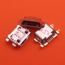 500pcs/lot Port Charging Power Connector Replacement Jack Socket Date Charger Plug Mini USB for Motorola Moto G6 Play XT1922