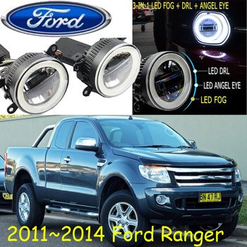 2011~2013 LED bumper lamp Ranger Daytime Light,Ranger fog light,Ranger headlight,Transit,Explorer,Topaz,Edge,Ranger Taillight фото