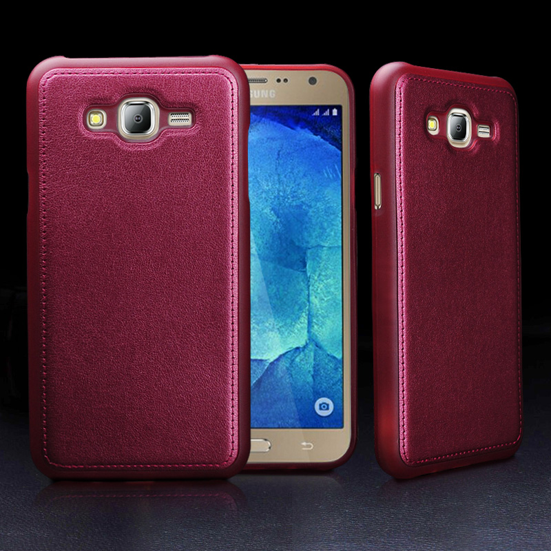 luxury coque leather case case for samsung galaxy j7. Black Bedroom Furniture Sets. Home Design Ideas