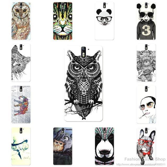 Bear Top Quality Aztec Style Fashion Design Animal Painting Exotic Fashion Case For Oneplus One
