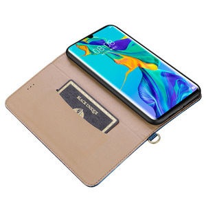 Image 5 - Роскошный чехол из натуральной кожи для huawei P30 Pro mate 20 Pro RS откидной Чехол с подставкой держатель карты мягкий внутренний защитный чехол