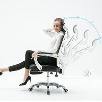 מחשב משק המודרני בוס Rotatable כורסה מעונות סטודנטים צוות חקר רשת ניתן להרמת מתכוונן מושב כיסא משרדי