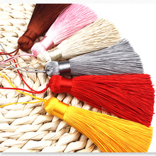 DIY Chinese Knots Tassels Craft Fringe 100 pcs New Year Characteristics Gifts Mini Gold Decorative