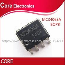 1000 יח\חבילה MC34063A MC34063 MC34063AD SOP8 הטוב ביותר באיכות