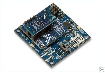 RD4247FXOS8700: kit de développement de capteur 6 axes