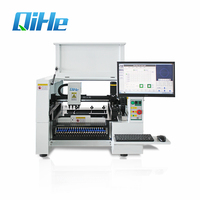 Desktop Electronic Components Machines TVM925 LED Assembly Chip Mounter SMD Pick and Place Machine