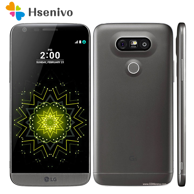 Original Unlocked LG G5 4G LTE Mobile Phone Quad Core 4G ...