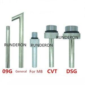 Image 1 - Coche Universal de la caja de cambios de aceite de la transmisión de kits de herramientas de reparación cisterna Fondo conector Conector para V W para es di DSG CVT 09G