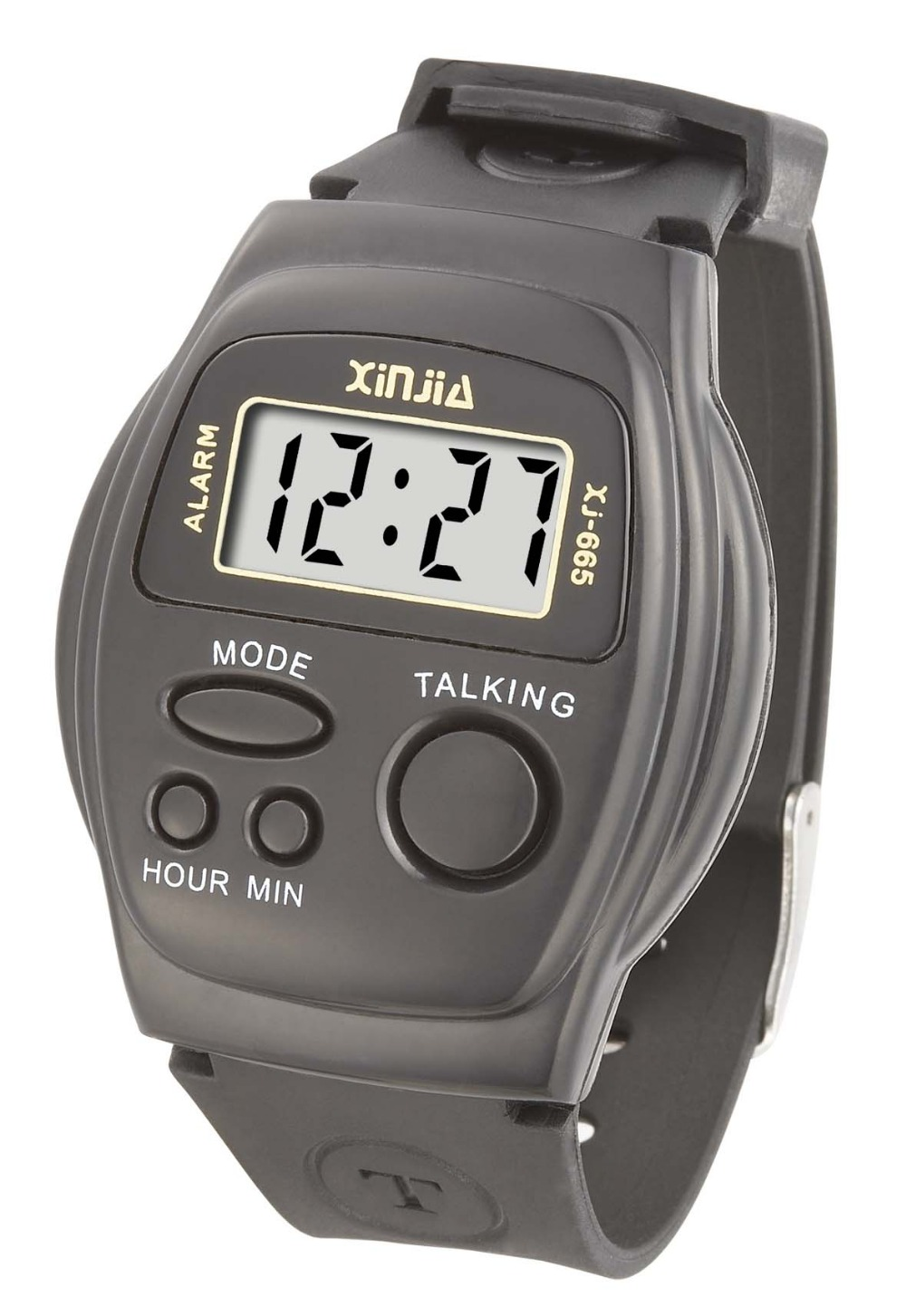 and talking visually the watches blind for impaired blinds watch wrist