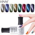 HNM 8ml UV Gel Nail Polish Magnet Cat's Eye Gel Polish Gel Lak Long Lasting Vernis Semi Permanent 1pcs Soak Off Gelpolish