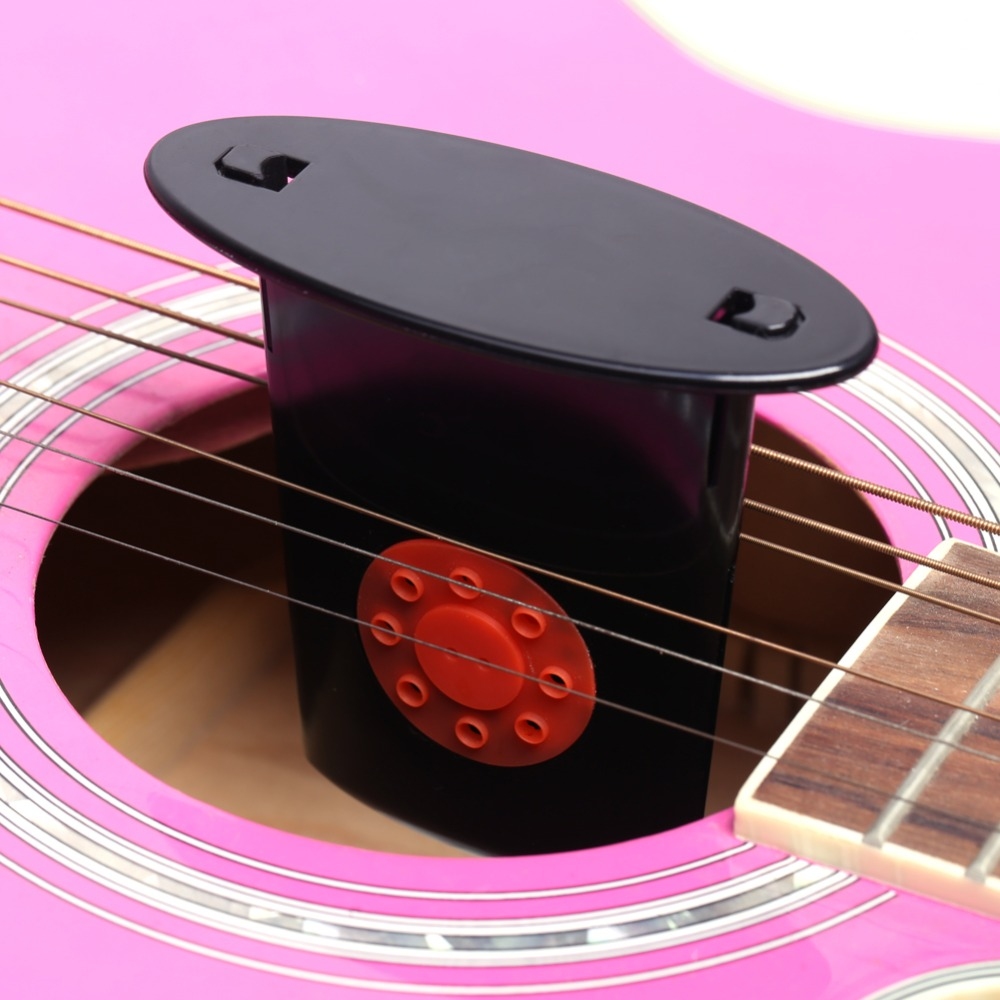 цена The new 1pc New Acoustic Guitar Sound Holes Humidifier Moisture Reservoir Useful Hot Search онлайн в 2017 году