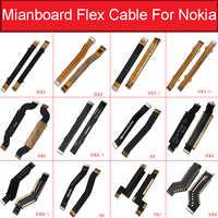 Connecteur principal carte mère câble flexible pour Nokia 2 2.1 3 3.1 Plus 5 5.1 6 6.1 7 7.1 8X5X6X7 chargeur à carte mère Flex ruban