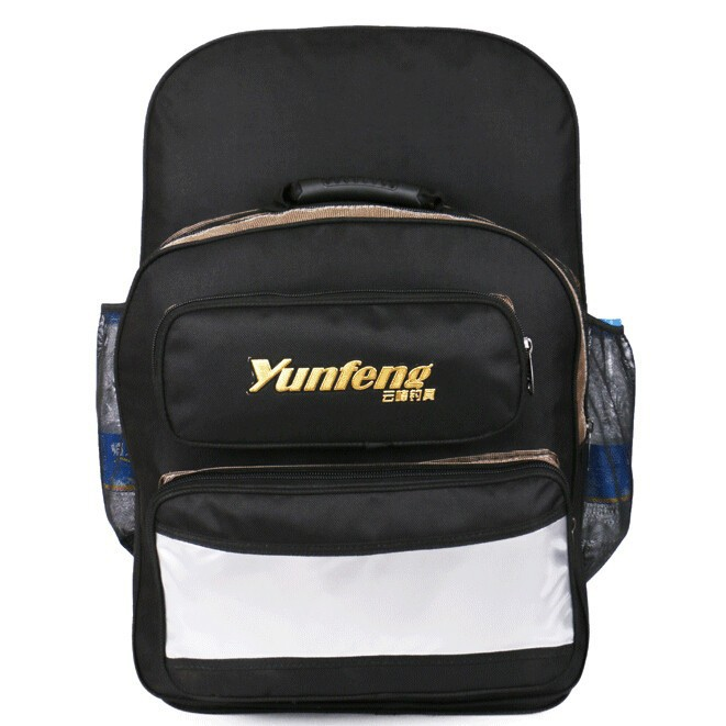 Outdoor fishing bag high quality waterproof fishing chair for Fishing backpack chair