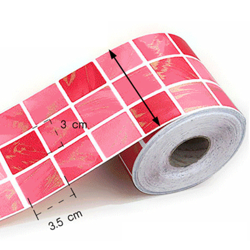 Tile Sticker Wallpaper line