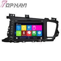 Topnavi 8 Car DVD GPS For KIA K5 2011 Car Radio Multimedia Audio Stereo In Dash,Wince System
