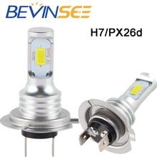 H7 Headlight LED Bulb Lamp For Suzuki Hayabusa GSX1300R GSX 1300R 1999 2000 2001 2002 2003 2004 2005 2006 2007 2008 GSX1300RZ