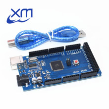 20 סטי מגה 2560 R3 Mega2560 REV3 20pcs ATmega2560 16AU לוח + 20pcs כבל USB ch340g(lan)