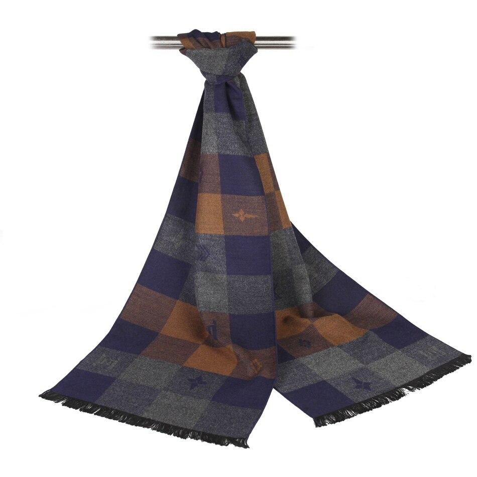 Bufandas hombres bufanda para hombre de calidad superior 2017 Nuevo  pashmina Cachemira Plaid regalo estilo clásico para hombre vestido marca de  lujo casual ... 81404461094