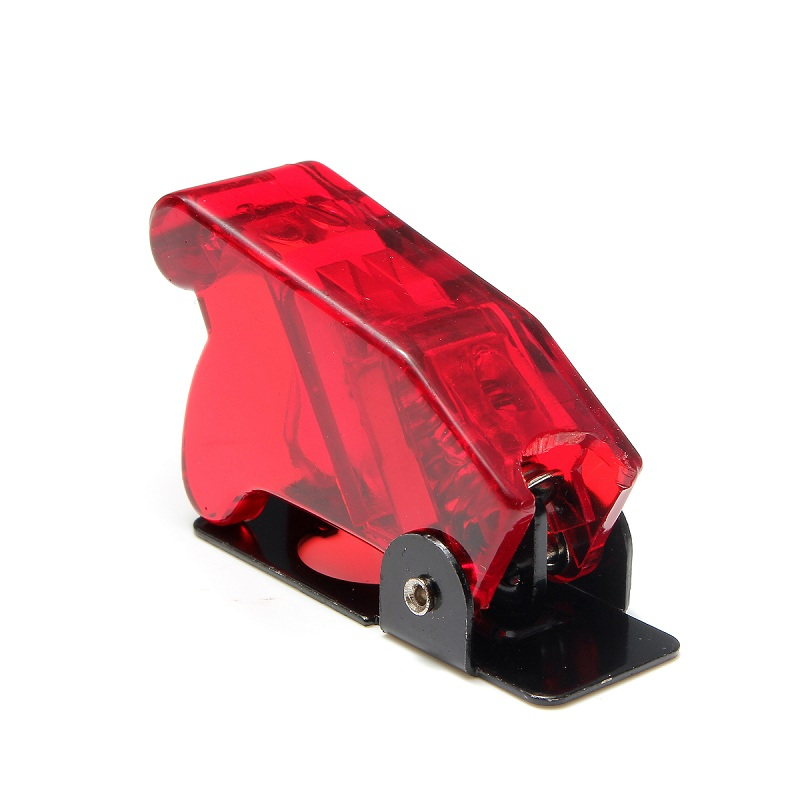 new arrival 1pc red new toggle switch waterproof boot plasti