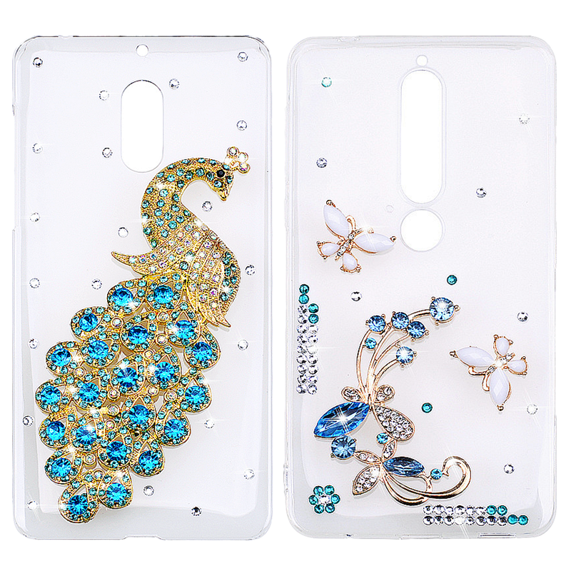 <font><b>Case</b></font> For <font><b>Nokia</b></font> <font><b>7.1</b></font> 8.1 5.1 3.1 Plus 2.1 <font><b>Case</b></font> Luxury Bling Cover For <font><b>Nokia</b></font> 1 2 3 5 6 7 Plus For <font><b>Nokia</b></font> 9 8 6.1 Plus Coque image