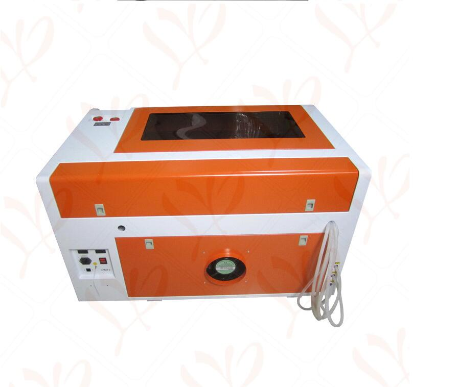LY CO2 Laser cutting machine 6040 50W laser engrave machine 10w laser head for laser engrave machine laser cutting machine engrave on metal cutting plywood