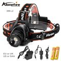 AloneFire HP78 2500Lumen CREE XM-L2 LED Headlight Light Headlamp Flashlight Head Lamp