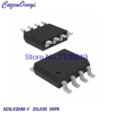 5pcs/lot A25l020ao-f A25l020a0-f A25l020a0 25l020ao-f Sop-8 Offen Use Laptop Chip 100% New Original In Stock To Have A Unique National Style Integrated Circuits Electronic Components & Supplies