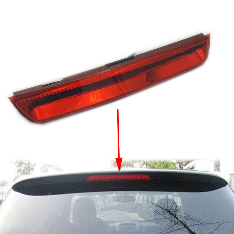Free shipping For KIA sorento 2009 2010 2011 2012 2013 Car High Positioned mount Rear Third Brake light stop lamp-in Signal Lamp from Automobiles & Motorcycles    1