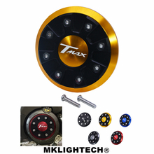 MKLIGHTECH For YAMAHA TMAX 530 500 Motorcycle T MAX 2012-2016 CNC Engine Stator Cover Guard T-max 2012-2015