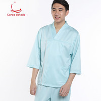 Male diagnostic service patient service physical examination center special hospital gown male