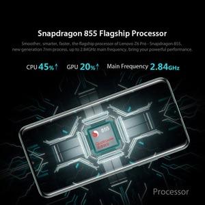 "Image 3 - Global ROM Lenovo Z6 Pro 6GB 128GB Smartphone Snapdragon 855 Octa Core 6.39"" FHD Display Rear 48MP Quad Cameras"
