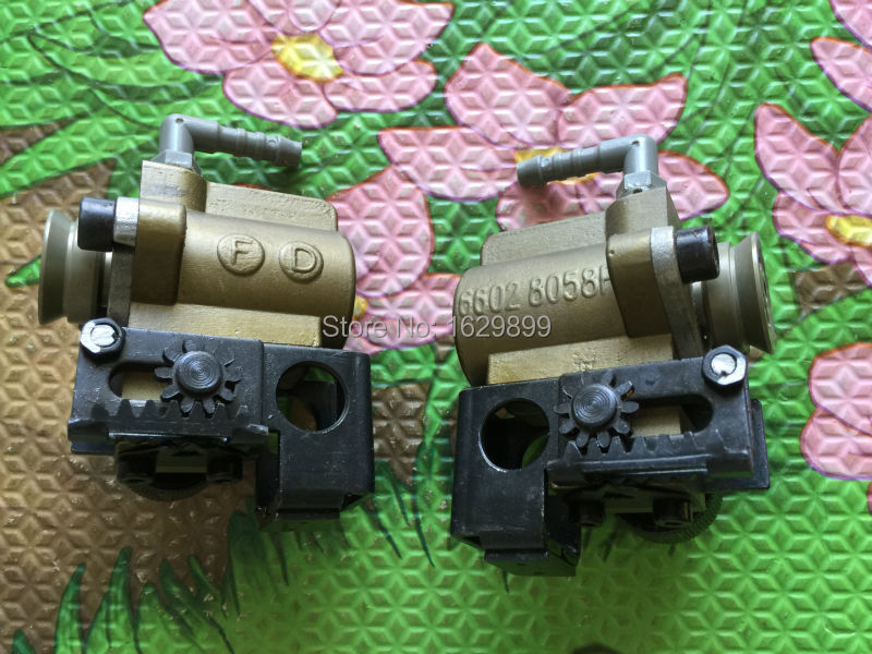1 pair=2 pieces free shipping Heidelberg Forwarding sucker for SM74 machine 66.028.046F, 66.028.056F
