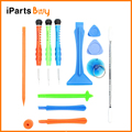 iPartsBuy for iPhone JF-2266 13 in 1 Mobile Phone Screwdriver Repair Open Tool Kit