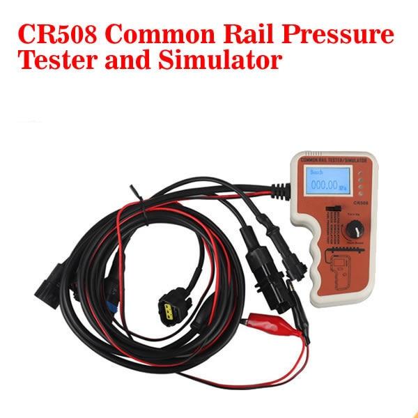 imágenes para Envío Libre CR508 presión del raíl Común y simulador