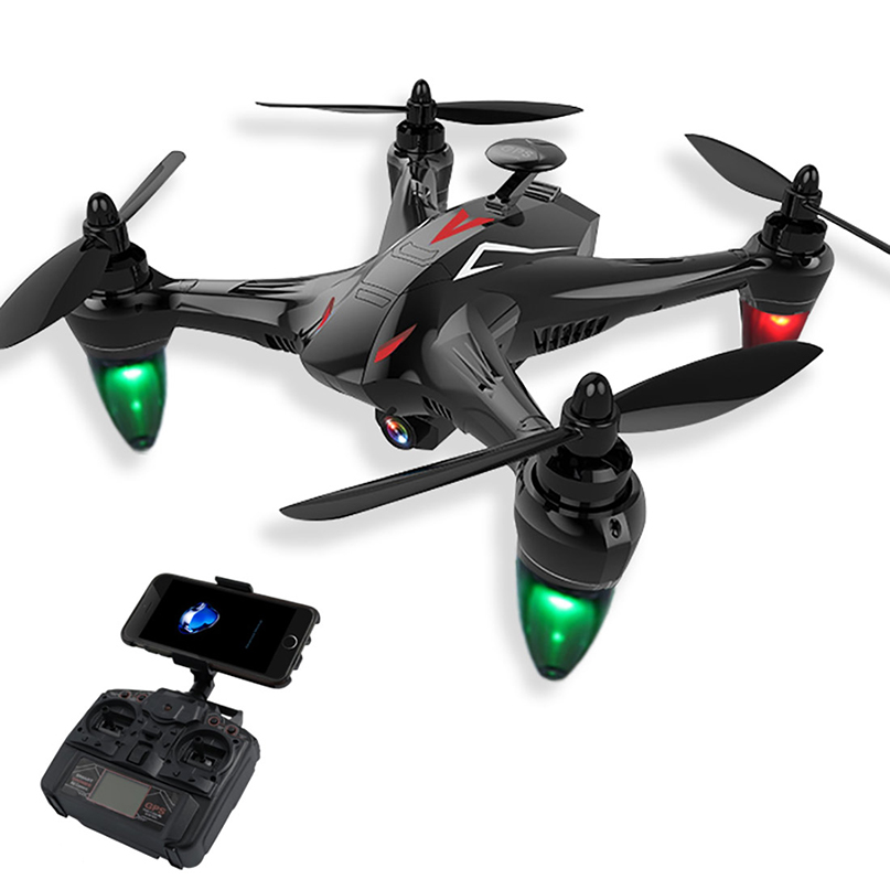 Drones Camera GW198 Quadrocopter Brushless Hover Follow-Me Wifi RC 5G FPV With HD