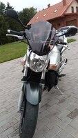 Motorcycle Street Bike Windshield WindScreen For Honda Hornet CB600F CB600 CB599 CB650F CB500F CB500X 2005 2015 2016 2017 2018