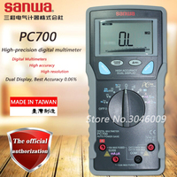 Sanwa PC700 Digital Multimeters/High accuracy/High resolution (PC Link), Dual Data Display, Resistor/Capacitor/Frequency Test
