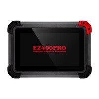 DHL Бесплатная доставка XTOOL EZ400 PRO планшет диагностический инструмент поддержка ключевой программы, настройка счетчика пробега и сброс подуш