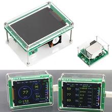 PM2.5 Qualité De L'air Détecteur Surveillance PM2.5 Brume de Poussière De Mesure Capteur TFT