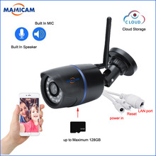 IP Camera wifi 1080P CCTV Security Surveillance Outdoor Waterproof wireless home cam Support Micro sd slot ipcam Cloud Storage heanworld mini wifi ip camera have micro sd card slot wireless ip cam webcam with audio support android and iphone surveillance